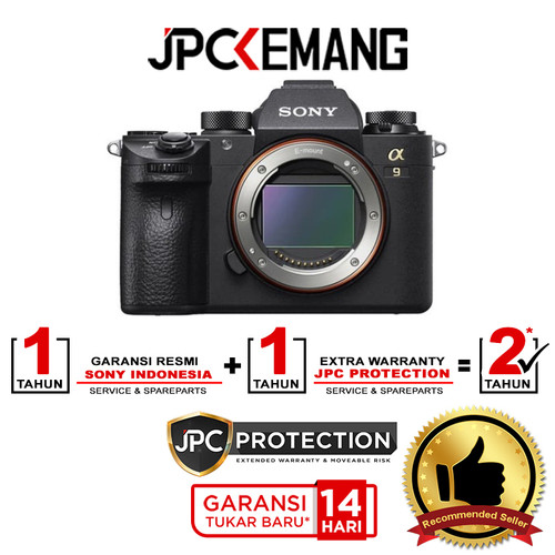 Foto Produk Sony Alpha A9 / A9 Body GARANSI RESMI dari JPCKemang
