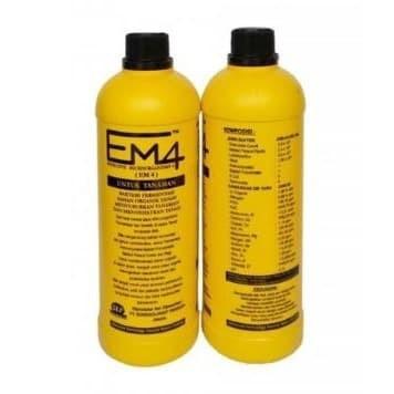 Foto Produk EM4 Pertanian 1L Kuning dari MayGat PETSHOP & AQUARIUM