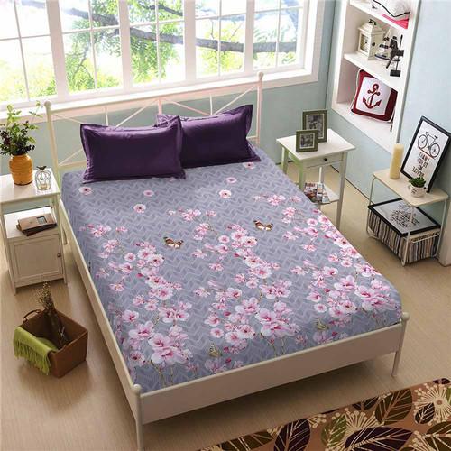 Foto Produk Sprei Cherisa Kintakun Luxury Microfiber (5in1) 30 cm - 180 x 200 dari Kintakun Sprei Bedcover