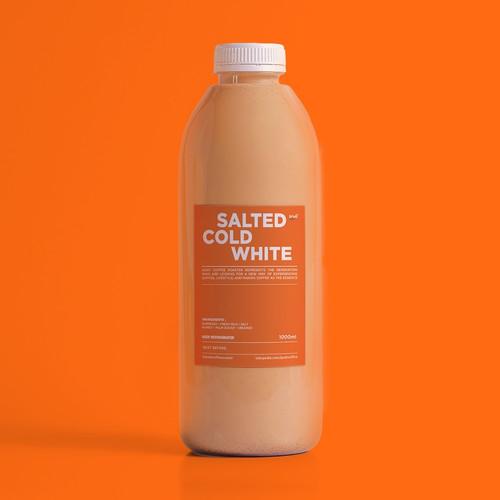 Foto Produk SALTED COLD WHITE (1L) dari Goat Coffee Roaster