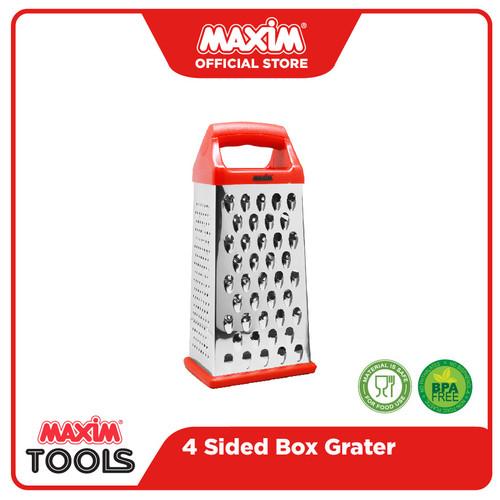 Foto Produk Maxim Tools 4 Sided Box Grater Parutan dari Maxim Official Store