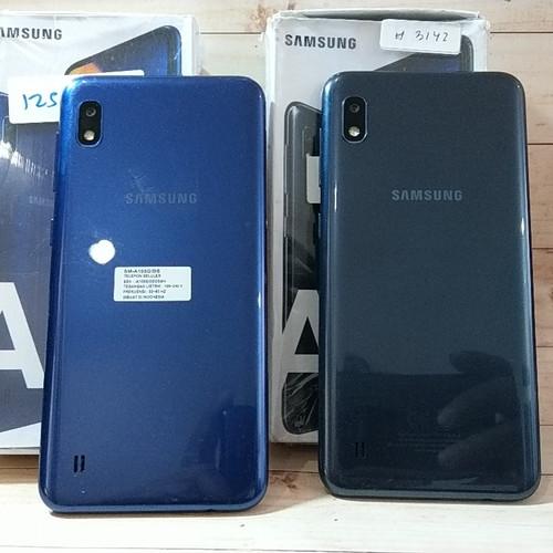 Foto Produk Samsung Galaxy A10 Grs Sein Fullset - Abu-abu dari kardoncestore