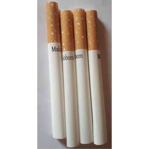 Foto Produk Raw 200 Tubes Gerui Selongsong Rokok Non Klorin GMO Aman Original dari Jual Beli Murah 17