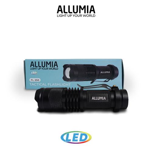 Foto Produk Allumia Senter Tactial Flashlight dari Allumia Store