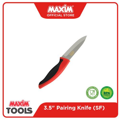 Foto Produk Maxim Tools Pairing Knife 3.5 Inch - Pisau Buah Stainless Steel dari Maxim Official Store
