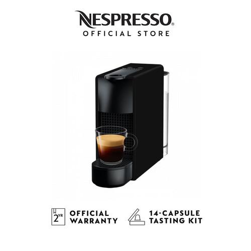 Foto Produk NESPRESSO Essenza Mini C30 Coffee Machine, Black (Mesin Kopi) dari Nespresso Official Store
