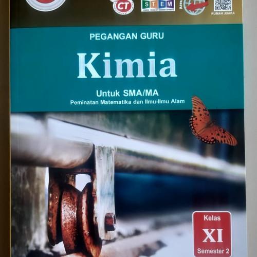 Jual Buku Kunci Jawaban Pr Kimia Kelas 11 Semester 2 Tahun 2021 Kota Surabaya Toko Buku Gudang Ilmu Tokopedia