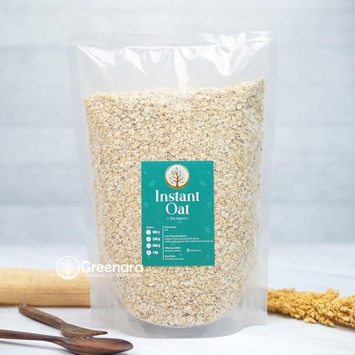 Foto Produk Instant Oats / Quick Rolled Oat 1kg dari Greenara