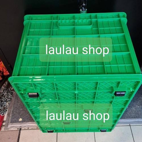 Foto Produk HANATA 3101 Box Container Industri 200 Liter / Kolam Ikan Kura Kura dari LAULAU SHOP