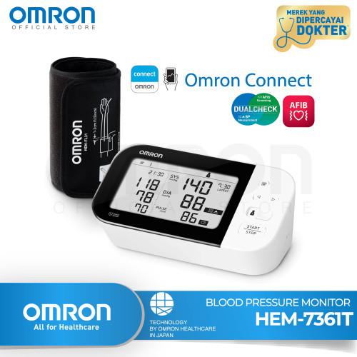 Foto Produk OMRON Tensimeter BPM HEM-7361T (With Bluetooth) dari Omron Healthcare