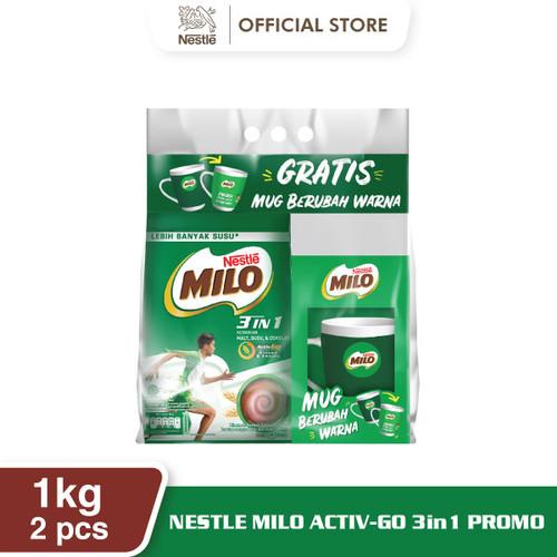 Foto Produk NESTLE Milo ACTIV-GO 3in1 Promo Free Gift dari Nestle Indonesia