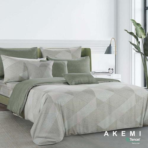 Foto Produk AKEMI Tencel Touch Serenity Fitted Sheet Set Super King 200x200 - Tarni dari AKEMI OFFICIAL STORE