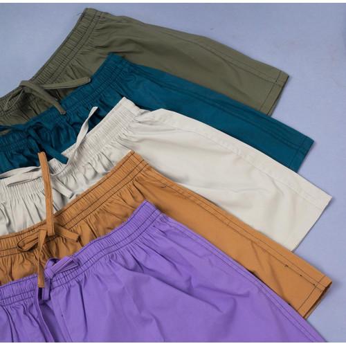 Foto Produk celana tidur / boxer wanita / 3 PCS harga 99rb - FIT to L dari rashford_official