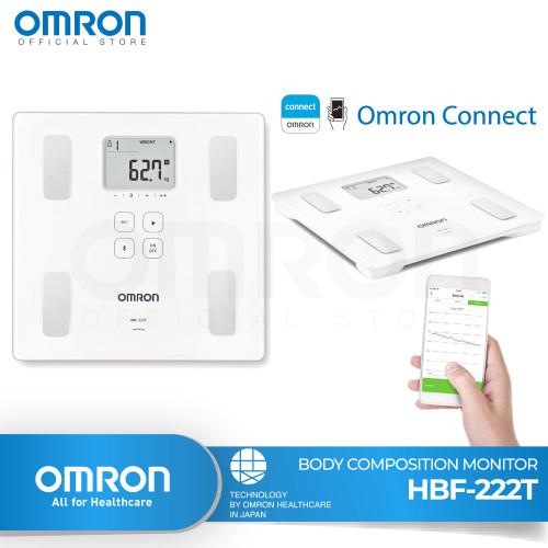 Foto Produk Omron Body Composition Monitor HBF-222T dari Omron Healthcare