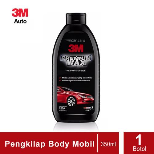 Foto Produk 3M Premium Wax (350 ml bottle) - (membuat cat mobil mengkilap) dari 3M