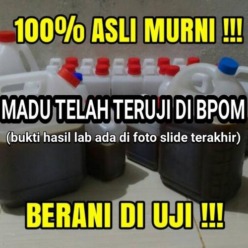 Foto Produk Madu Hutan / Madu Hitam Lebah Liar ASLI MURNI 100% dari Madu Rimbo Murni Jambi