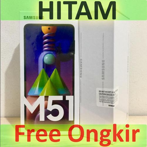 Foto Produk Samsung Galaxy M51 8/128 GB Garansi Resmi Sein - Hitam dari Voucher Central