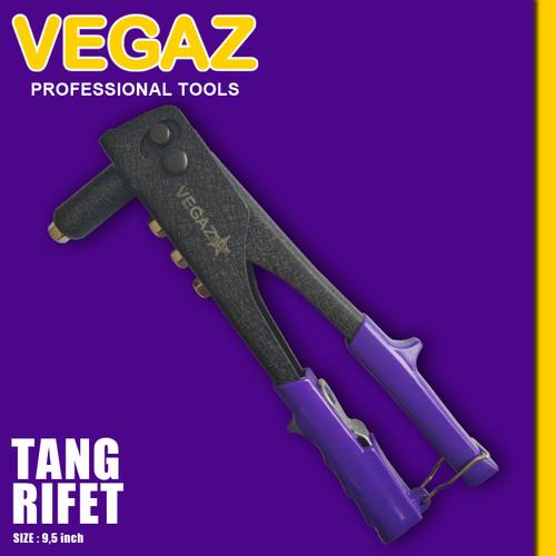 "Foto Produk VEGAZSTAR - Hand Riveter (9.5"") Tang Rivet Riveting Ripet Rifet dari Vegaz-Tools"