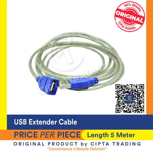 Foto Produk USB Extension Cable 5 M dari Cipta Trading