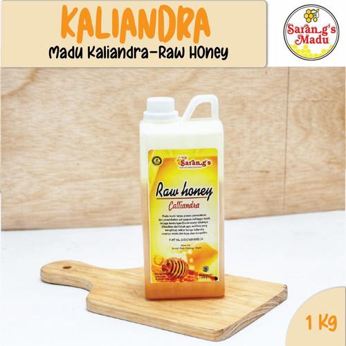 Foto Produk Madu Kaliandra 1 kg dari madusarangasli