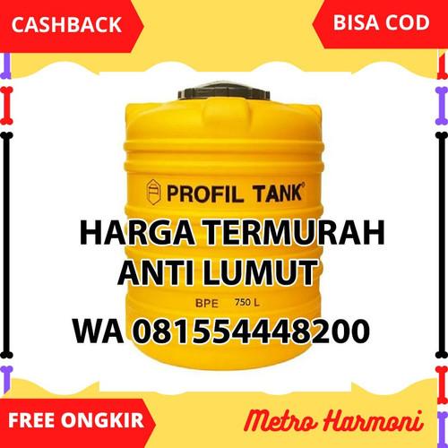 Foto Produk Tandon Air /Tangki Air Profil Tank 500 Liter Surabaya - BPE 550 Liter dari Metro Harmoni