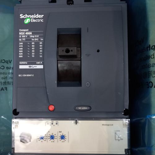 Foto Produk MCCB NSX 400N 400A 3P LV432693 SCHNEIDER dari TERANG ELEKTRIK 1
