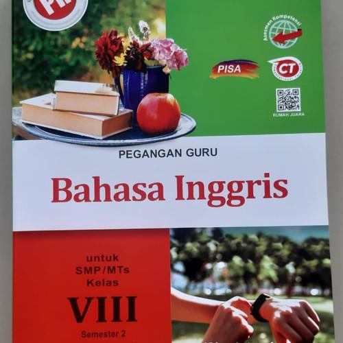 Jual Buku Kunci Jawaban Pr Bahasa Inggris Kelas 8 Semester 2 Kota Surabaya Toko Buku Gudang Ilmu Tokopedia