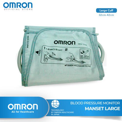 Foto Produk OMRON Upper Arm Blood Pressure Monitor Cuff (L) dari Omron Healthcare