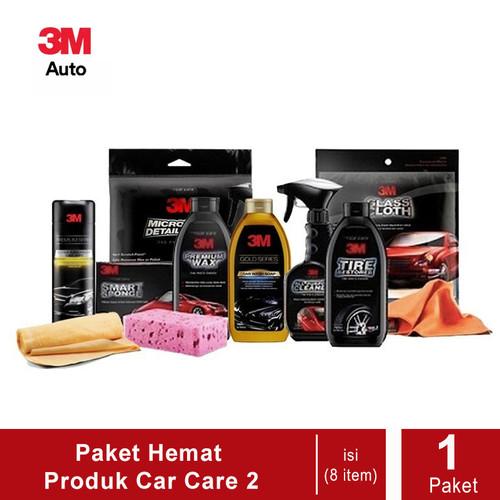 Foto Produk 3M PAKET HEMAT Produk-Produk Car Care 2 - Produk Lengkap Harga Murah dari 3M
