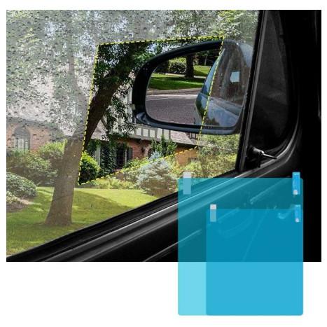Foto Produk Sticker Anti Air Kaca Mobil Anti Fog Spion BESAR 2 PCS ORIGINAL dari Super Fantastic Shop
