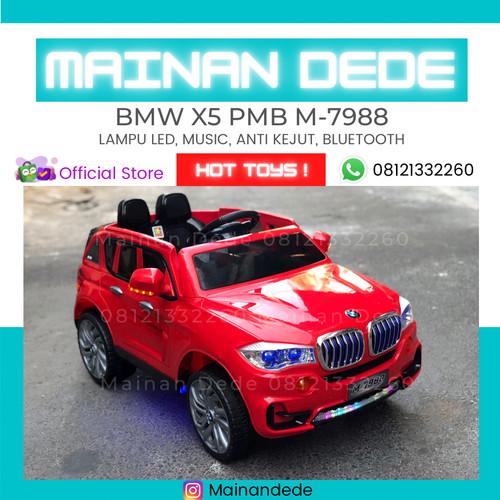 Foto Produk Mainan Anak Mobil Aki BMW PMB 9188 - Putih dari Mainan Anak Dede