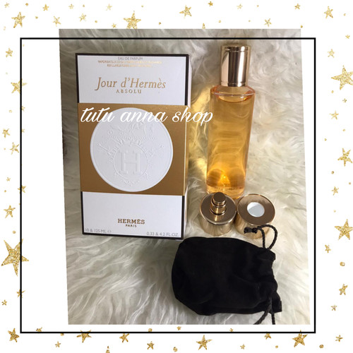 Foto Produk Jour d'Hermes Absolu EDP for Woman - 120ML dari tutu anna shop