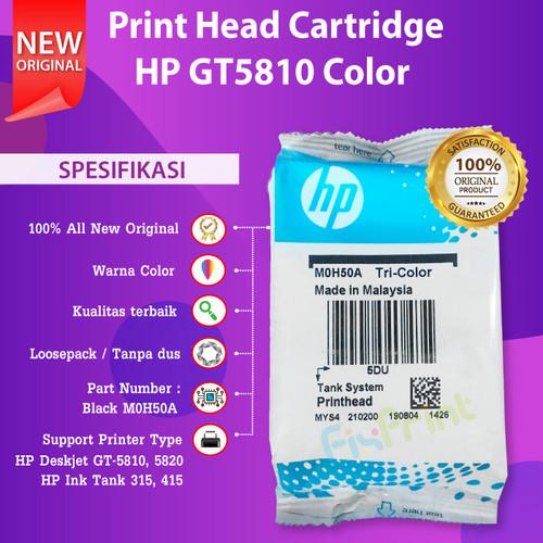 Foto Produk Print Head HP Cartridge 115 315 319 415 419 GT52 GT51 Combo 3JB06AA - COLOR dari FixPrint Indonesia
