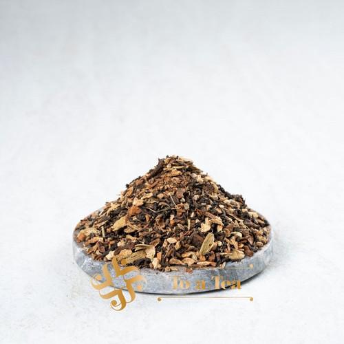 Foto Produk Masala Chai Tea - Teh Masala 50g dari To A Tea