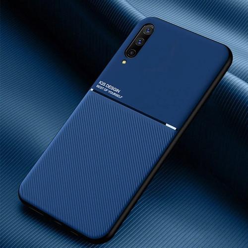 Foto Produk Case Samsung Galaxy A50 - A50s - A3Os original SoftCase IQS DESIGN - Biru, Samsung A30s dari rudy cell