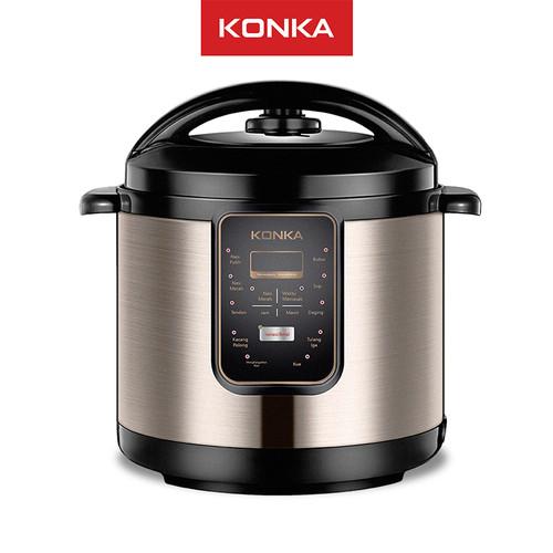 Foto Produk Konka Panci Presto Listrik/Electric Pressure Cooker multifungsi dari Konka Store