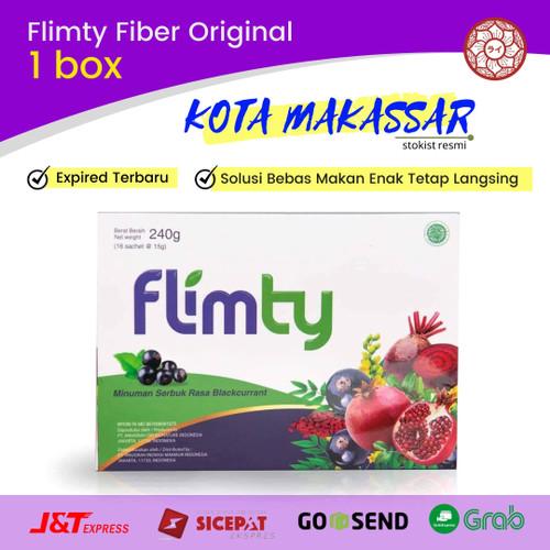 Foto Produk FLIMTY Fiber Pelangsing Alami 3sachet Detox Usus dari Rai Organik Online