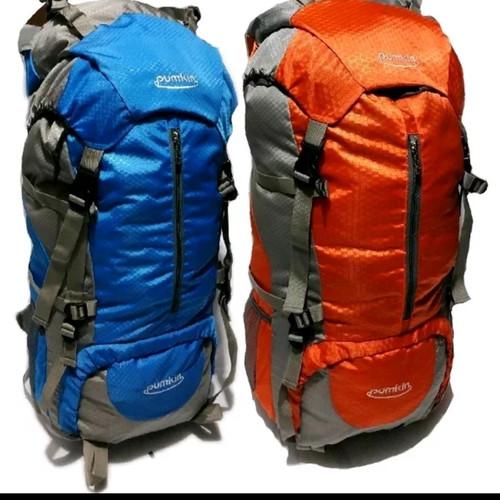 Foto Produk tas gunung tas camping tas carier murah - biru /orange dari fadhil bag.s