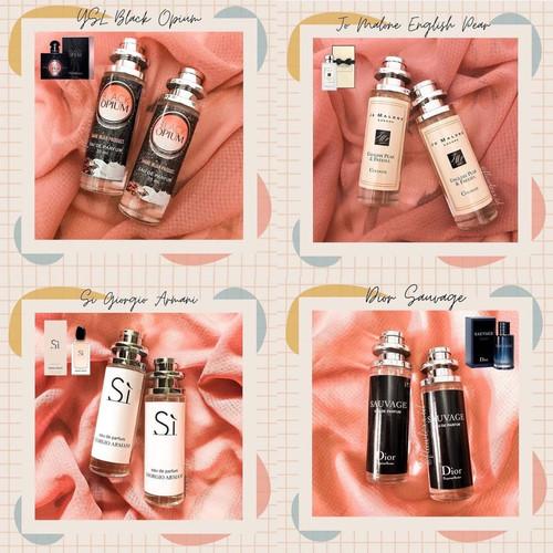 Foto Produk TERMURAH!! Parfum Bibit Thailand Premium 35 ml terlaris pria wanita dari Belikus_Fashion
