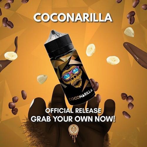 Foto Produk IJC - Coconarilla Chocolate Coffee Banana - 100ML dari VapeOi