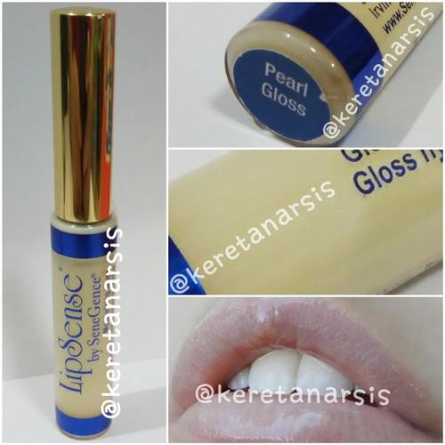 Foto Produk LipSenseGloss Moisturising Gloss - Pearl dari Kereta Narsis