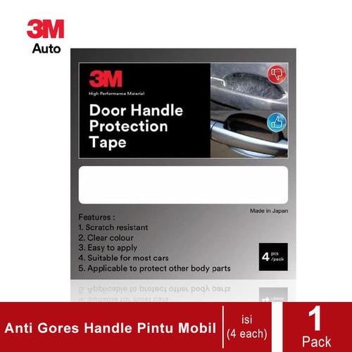 Foto Produk 3M Door Handle Protection Tape - 1 Pack - Pelindung Handle Pintu Mobil dari 3M