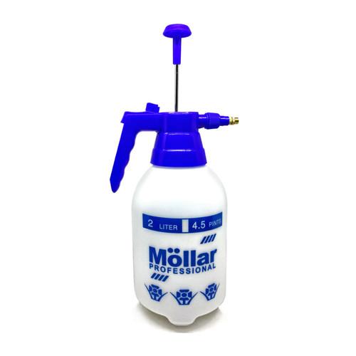 Foto Produk MOLLAR SP2LM Botol Sprayer Alat Semprotan Penyiram Tanaman 2 Liter dari Mollar Official