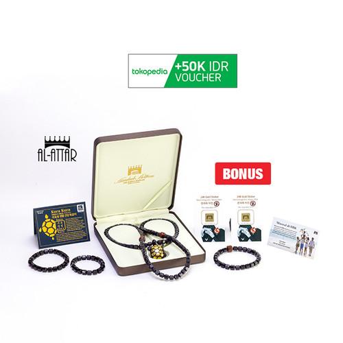 Foto Produk AL Attar Health Neklace Kalung Kesehatan Dengan Bandul KURA-KURA V2 dari MNC Shop
