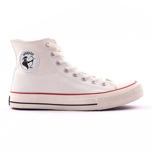 Foto Produk Sepatu Warrior Hermes High White - Putih dari yk raya