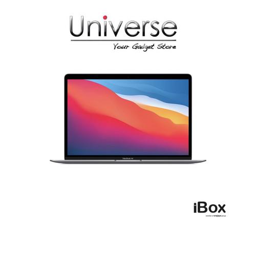 """Foto Produk Apple Macbook Air M1 256 GB/13""""/8GB - Garansi Resmi iBox - Silver dari Universe Store"""