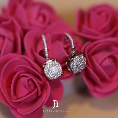 Foto Produk BOLD EARRING - Diamond Earrings - Jewelleryanda dari jewelleryAnda_