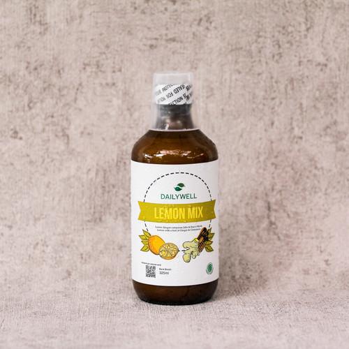 Foto Produk Lemon Mix Daily Herbal Supplement dari Bulksource