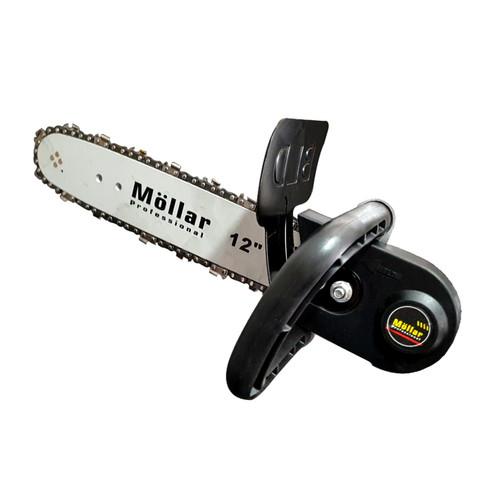 Foto Produk MOLLAR CSS058 Electric Chain Saw Stand Mesin Gerinda Tangan 12 Inch dari Mollar Official