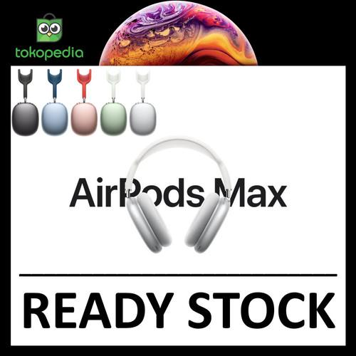 Foto Produk NEW Apple AirPods MAX AirPod Over Ear Headphone Gray Blue Pink Green - BLACK dari Big Berry Cellular